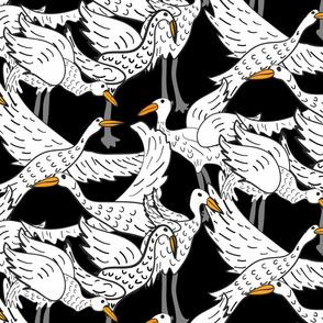 craneblack