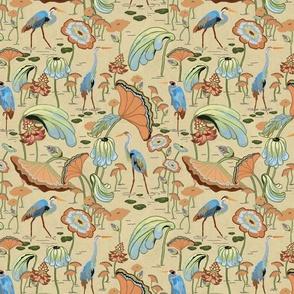 Blue Heron Hangout