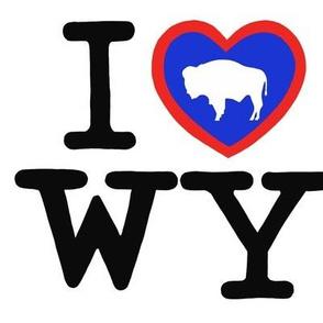 I heart Wyoming