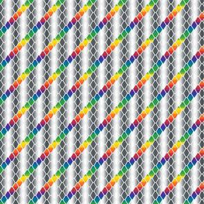 Light Rainbow Tiny Dragon Scales