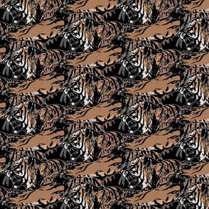 Medium Fierce Tigers