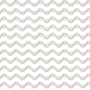 geometric stripes grey
