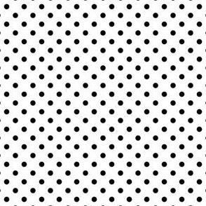 Polka Dots (White)