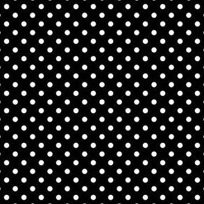 Polka Dots (Black)
