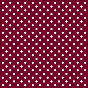 Polka Dots (Pink-Red 780026)