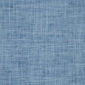 Light Denim Blue Hessian Linen Texture