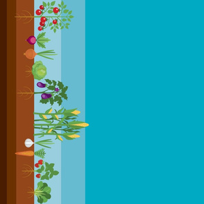 Plant a Row | Border