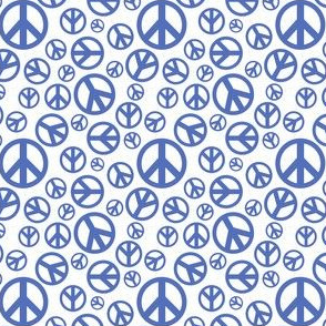 Peace. Love. Recycle. (1/4 scale) | Peace sign