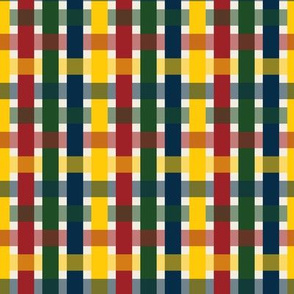 Lakeside Plaid in Primary