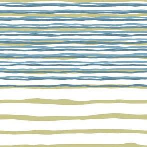 Three Pelican Study Stripes by Su_G_©SuSchaefer