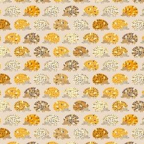 hedgehog fall - small