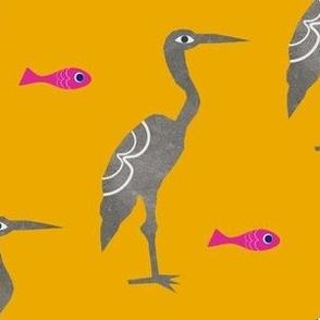 Hello Heron