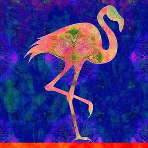 Large Birds - Flamin' Flamingo