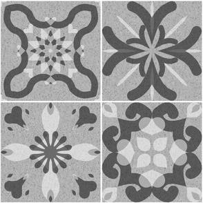 Cement Tiles V
