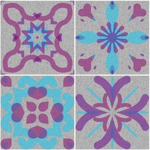 Cement Tiles IV