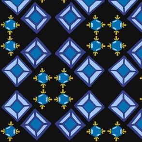 Stone Age - Dark Blue