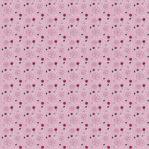 DOTTY ROSE PINK