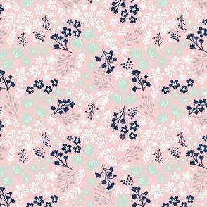 Maryam Garden-Soft Pink