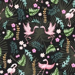 flamingo fandango dark
