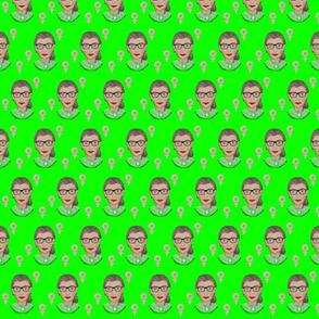green supreme for Sally