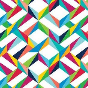 Bold Geometric Mix