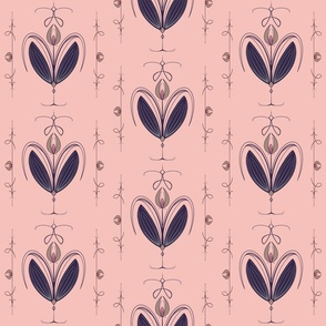 Tulip Nouveau - Pink