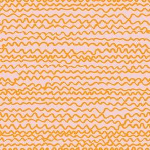 Beach Wave orange