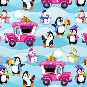 FROZEN Treats for Penguins