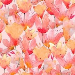 Flowers Choir Pink M