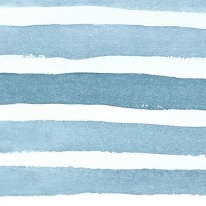 stripes blue white
