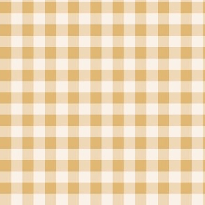 Honey Gingham- .89