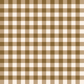 Coco Gingham- .8x.8