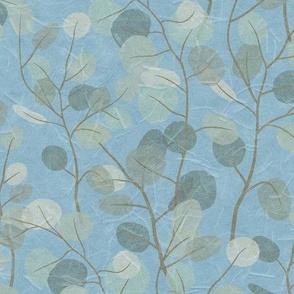 Aromatherapy-Dollar Eucalyptus