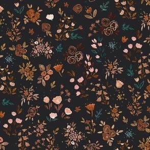 Darlene Floral Ditsy autumn