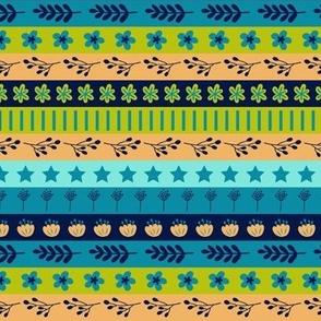 Maryam Stripes - Paradise
