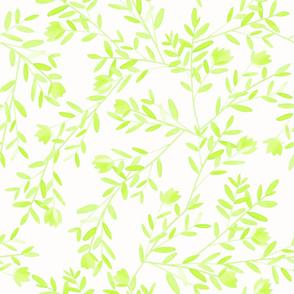Summer Dreams Lemon Green M
