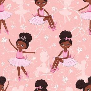 african american ballet dancer black girls