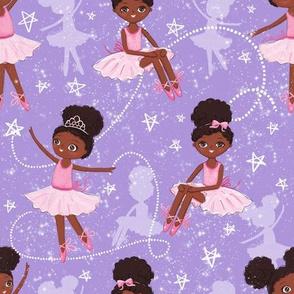 african american ballet dancer 3 black girls