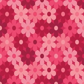 Cerise-Flower Power