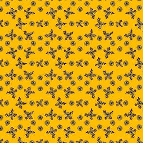 Small_Yellow_Daisies_Dark_Yellow
