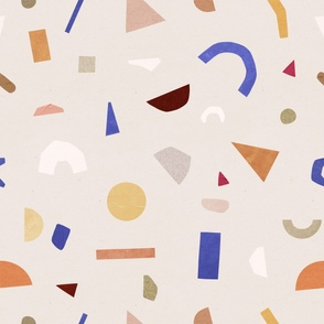 Terrazzo Pattern Wallpaper