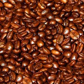 Seamless Coffee Beans 2