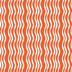 orange curves