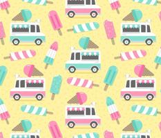 Ice Cream Truck Parade