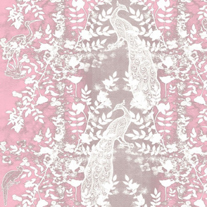 bird paradise lt pink