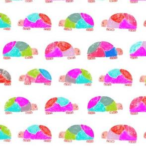 Turtles Pink