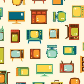 TV Menagerie (Color)