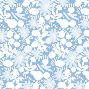 Vienna Garden Blue3 M