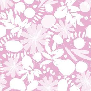 Vienna Garden Pink M