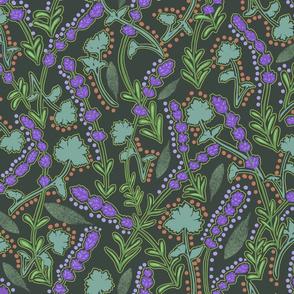 Parsley Sage and Lavender